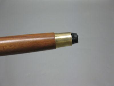 New Solid Antique Solid Brass Handle Wooden Walking Stick Cane Vintage Designer 5