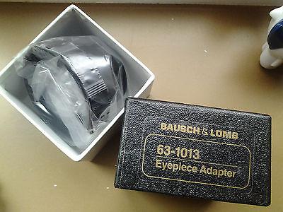 Bausch & Lomb Eyepiece Adapter 63-1013 2