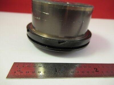 Pour Pièces Leitz Wetzlar Allemagne Verres Lampe Optiques Microscope Pièce