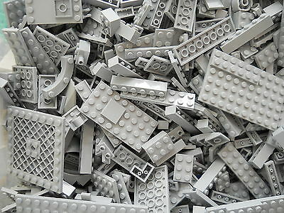 LEGO Blue 1//4 lb Bulk Lot of Bricks Plates Specialty Parts Pieces