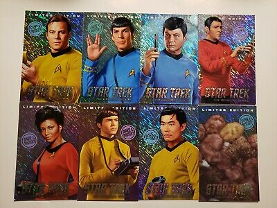 Dave and Buster's Star Trek Original Regular / Limited Coin Pusher Cards (Tribs) 2