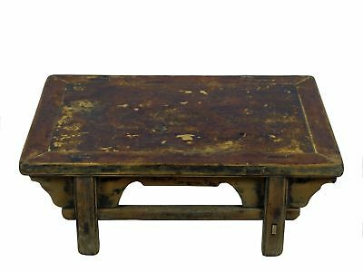 Reclaimed Wood Shandong Accent Table or Coffee Table 4 2