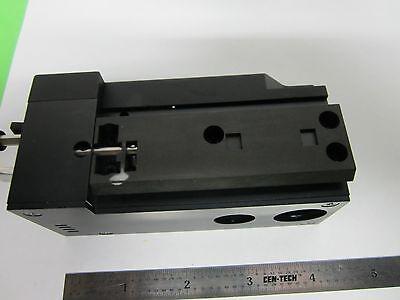 Microscope Filtre Bloc Coulissant Insert 5010-100565 Optiques Bin #F2-89 5