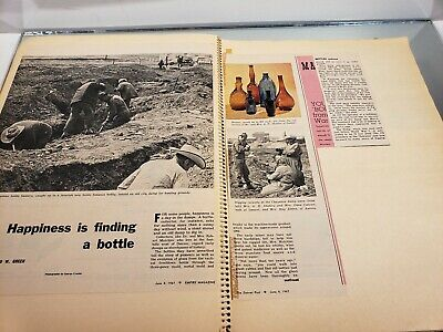 VINTAGE SCRAP BOOK Know Your Antiques/Refinishing /Collections/Newspaper clips 4 11