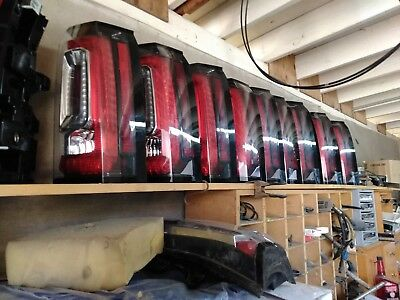 2015 to 2017 GMC  Yukon, Yukon XL tail lights REPAIR  lifetime warranty 6