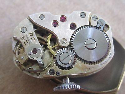 "WOW! NOS Art Deco Swiss Ladies'watch ""AXA""15j, -30s 3"
