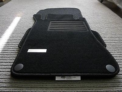 NEU Lagerware Fußmatten Mercedes W203 S203 C-Klasse Original Lengenfelder