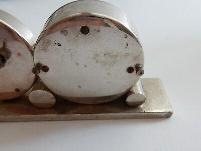 ART DECO ERA   trio clock barometer etc to restore 8