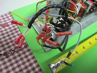 Microscope Pièce Leitz Leica Allemagne Dmrm Dmr Alimentation Électrique Pièces 4