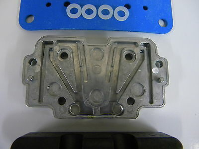 HOLLEY AED QFT CARBURETOR ADJUSTABLE METERING JET PLATE 750//780 CFM 3310
