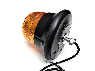 LED Warnleuchte Blinkleuchte Double Flash 12V 24V 48V PKW LKW Ø145 mit Dreieck