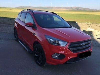Hyundai Santa Fe 2006-2012 Pedane Sottoporta Barre Laterali in Alluminio