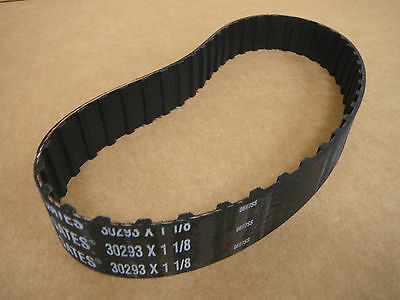 Bridgeport Mill 1 1/2 HP variable speed DRIVE & TIMING BELTS 1182120 1182106 NEW 2
