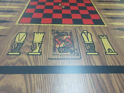 Vintage Low Barrel Keg Game Dining Table