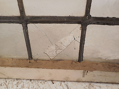 Vintage Stained Glass Window Panel (3179)NJ 7