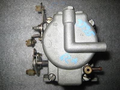 385852 MIDDLE CARBURETOR 1973 Johnson 65hp 3 Cylinder Outboard Model  65ESL73R