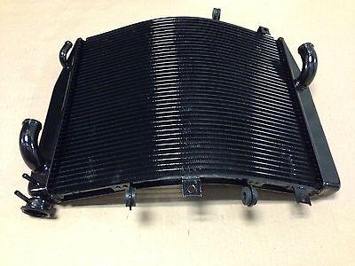 Motorcycle Engine Cooling Parts OEM Replacement Aluminum Radiator Fits Kawasaki Ninja ZX14 ZX1400 2006-11 07 10