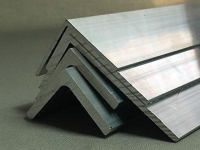 Aluminium Extruded Angle Various Sizes