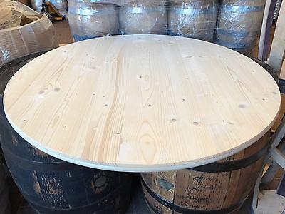 neu konfigurator tischplatte dreischicht naturholz holzplatte rund f r fa tisch eur 39 00. Black Bedroom Furniture Sets. Home Design Ideas