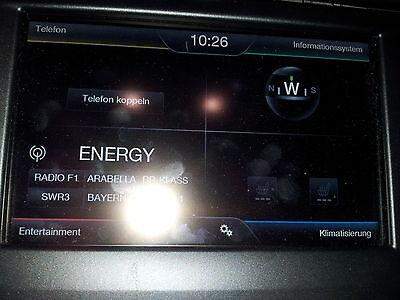 Ford Sync Navigation Update – fahrzeug