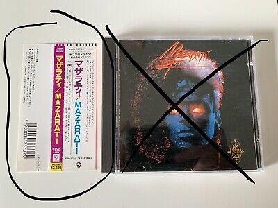 MAZARATI CD OBI - Prince (read description) 2