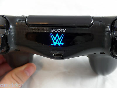 Playstation 4 Ps4 Controller Wwe Wrestling Light Bar Decal Sticker Video Game Accessories