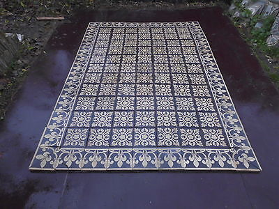 tiles victorian ceramic sand feignies perusson boch metlach boulenger 1900 7