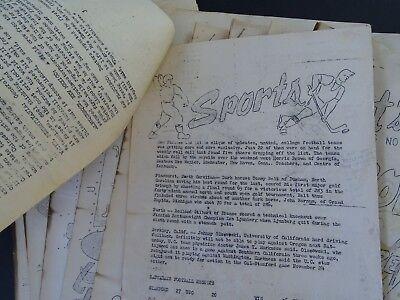 RARE 12 Magazine Newspaper Archive  Pat's Patter Korean War USAT MM Patrick 1951 4