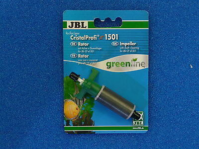 JBL Kompletes Ersatzteilset für JBL CristalProfi CP e1501 greenline 2