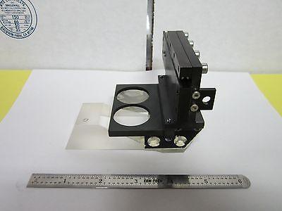 Microscope Leica Reichert Polyvar Prismes Assemblage Slide Optiques Bin #H3-06 4