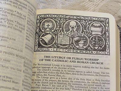 RORATE CÆLI: A 1933 Sermon on the Missal: