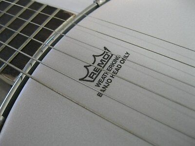 Banjo BJ6-6-saitiges, Mensur 65,8cm, Remo Weatherking-Fell,Randeinlagen,by MSA!n 4