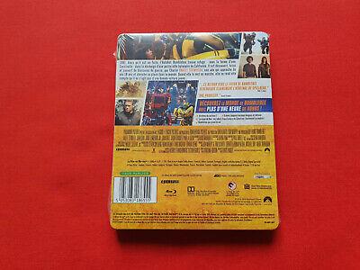 Bumblebee Steelbook Edition Spéciale Fnac Blu-ray 2