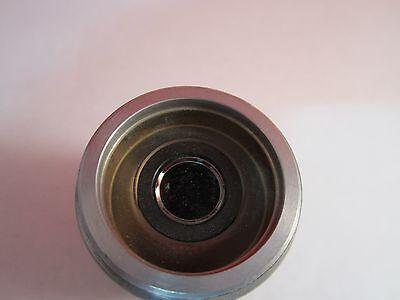 Microscope Objective Reichert Fluor 5X Polycon Epi Infinity Optiques Bin #11 DT 5