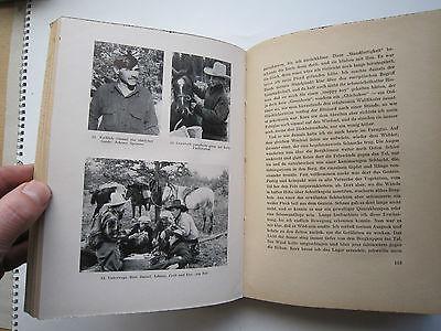 """""""Auf Bergwild in den Rocky Mountains""""Jagderlebnisse von Messany,1941 7"""