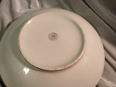 Vintage Canons Burg China Covered Veggie Bowl H 1922 4
