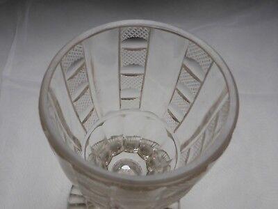 Kelchglas geschliffen graviert Böhmen o. Schlesien 1830-50 (Nr. 1115) 5