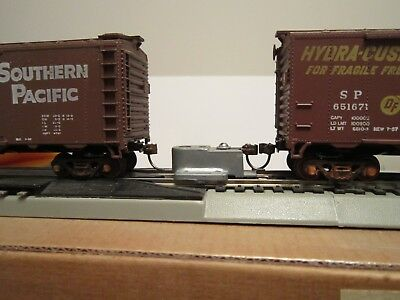 KS Model Train Coupler IHC//RIV 2-Pair HO Scale Size McHenry #MCH56  vmf121