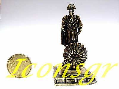 Ancient Greek Olympian God Miniature Sculpture Statue Zamac Hera Queen Of Gods G
