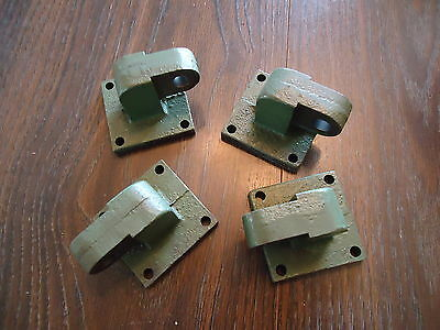 4 New Cylinder Brackets #et-2147-B17, #bp 07056812