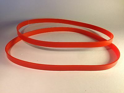 DELTA 28-255 Urethane Band Saw SET OF 2 TIRES  Made in USA Free Shipping