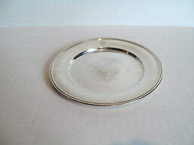 "Great Set/14 ""S. Kirk & Son"" Sterling Silver Bread & Butter Plates 2"