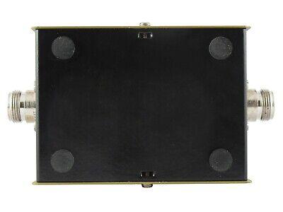 0-30MHz 20dB DGF10 DGF 10 Attenuator GDR RFT SMV11 SMV8.5 5