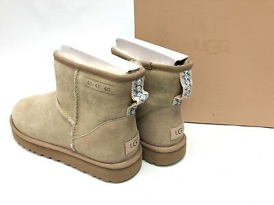 aa1fd487a5f UGG AUSTRALIA CLASSIC Mini 40 40 40 Anniversary 40th exclusive ...
