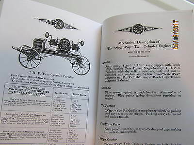 New Way Air Cooled Engines Catalog D-11 Aircooled Vertical Engine 3