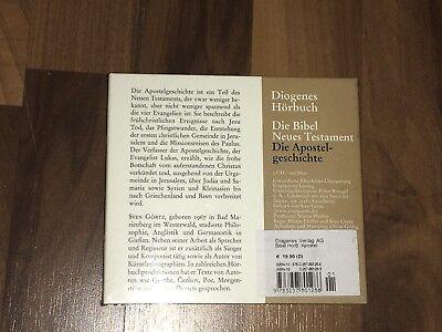 Hörbuch Frauen im Alten Testament Die Bibel gelesen Sven Görtz Neu eingeschweißt