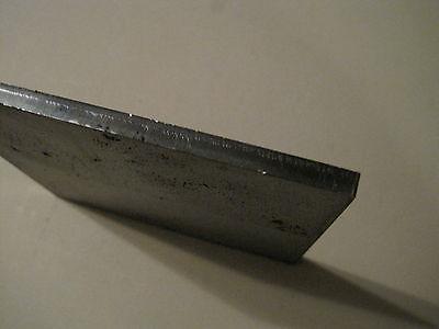 """3//8/"""" x 1/"""" x 8/"""" 3//8/"""" Steel Plate A36 Steel"""