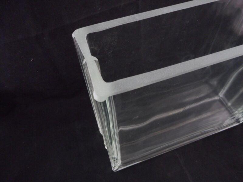 GENERAL GLASS BLOWING Rectangular Developing Tank 30 x 10 x 3cm w/ Flat Lid B 3