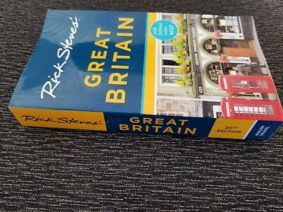 Rick Steves' Great Britain **Brand New** (2014) 2