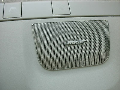 nissan altima bose speakers